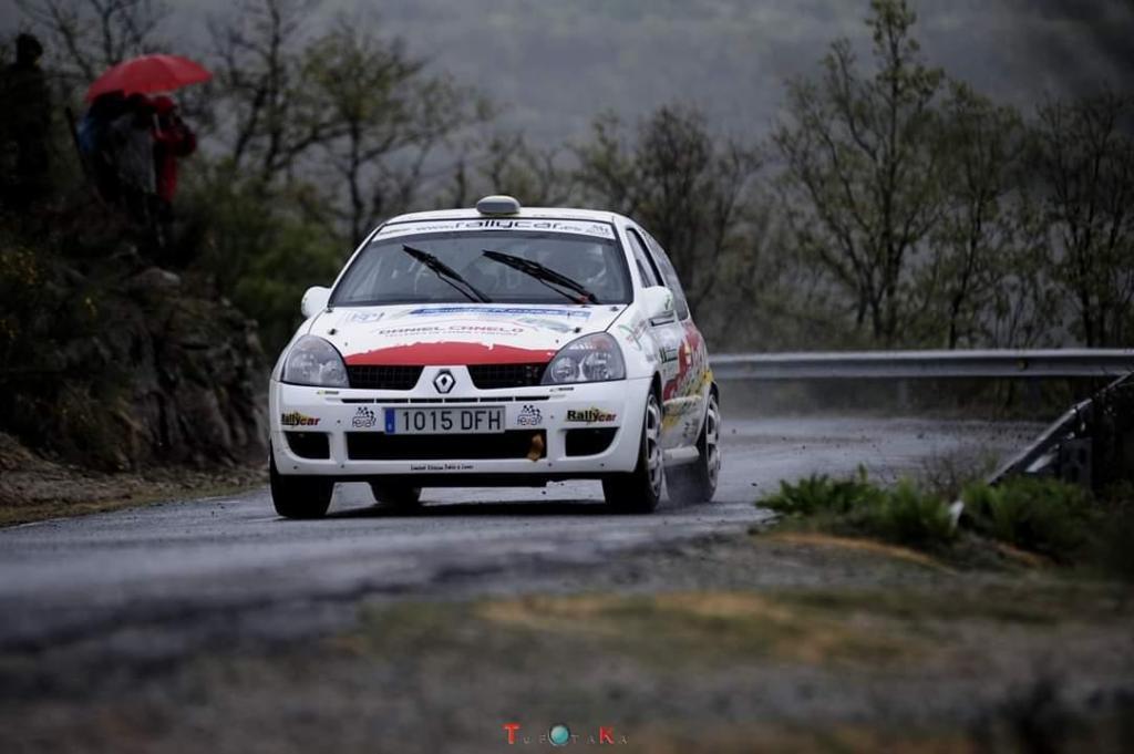 El ERT copa la general del Rallye Norte de Extremadura Asevol