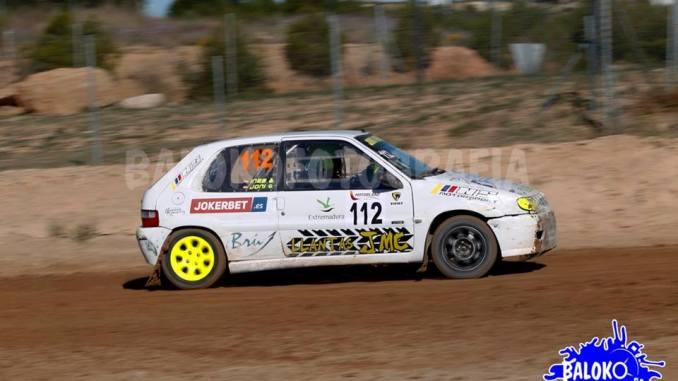 Tres pilotos de Escudería Ráfagas Racing en el XXI Autocross Ciudad de Lleida