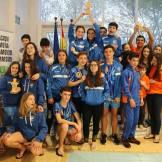Resultados del Club Salvamento Don Benito en el XV Trofeo Diputación de Cáceres (3)
