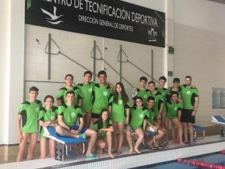 II Concentración de Salvamento y Socorrismo en Cáceres