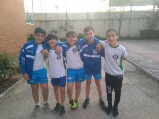 I Concentración categoría Infantil del Club Salvamento Tiendas Pavo Don Benito