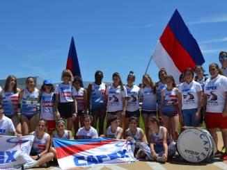 El equipo Femenino del CAPEX entre los mejores de España de 2ª División Nacional