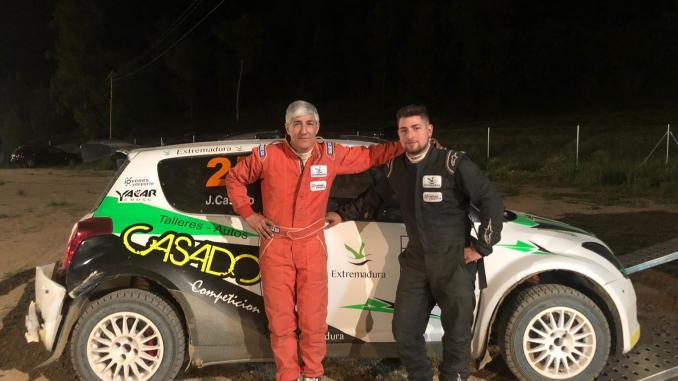 Buena actuación extremeña en el II Autocross Nocturno Escudería Ciudad de la Cerámica