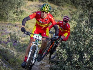 El Extremadura-Ecopilas en la VC Andalucía MTB que comienza mañana con Romero, Cordero y Castro