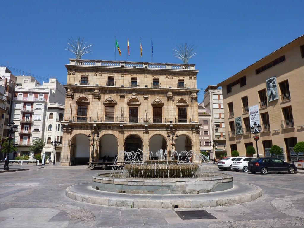Castellón - Crédito Carmen cerezo via Wikimedia Commons