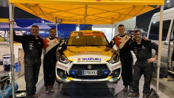 Sin suerte el Q Racing Extremadura en Pontevedra