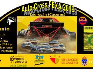 El circuito La Colá en Logrosán acoge la tercera cita del regional de Autocross