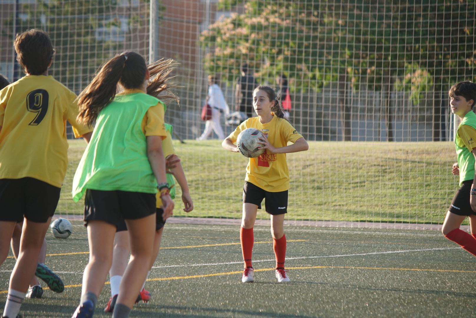 El Santa Teresa Badajoz organiza sus jornadas de captación de jugadoras para la próxima temporada