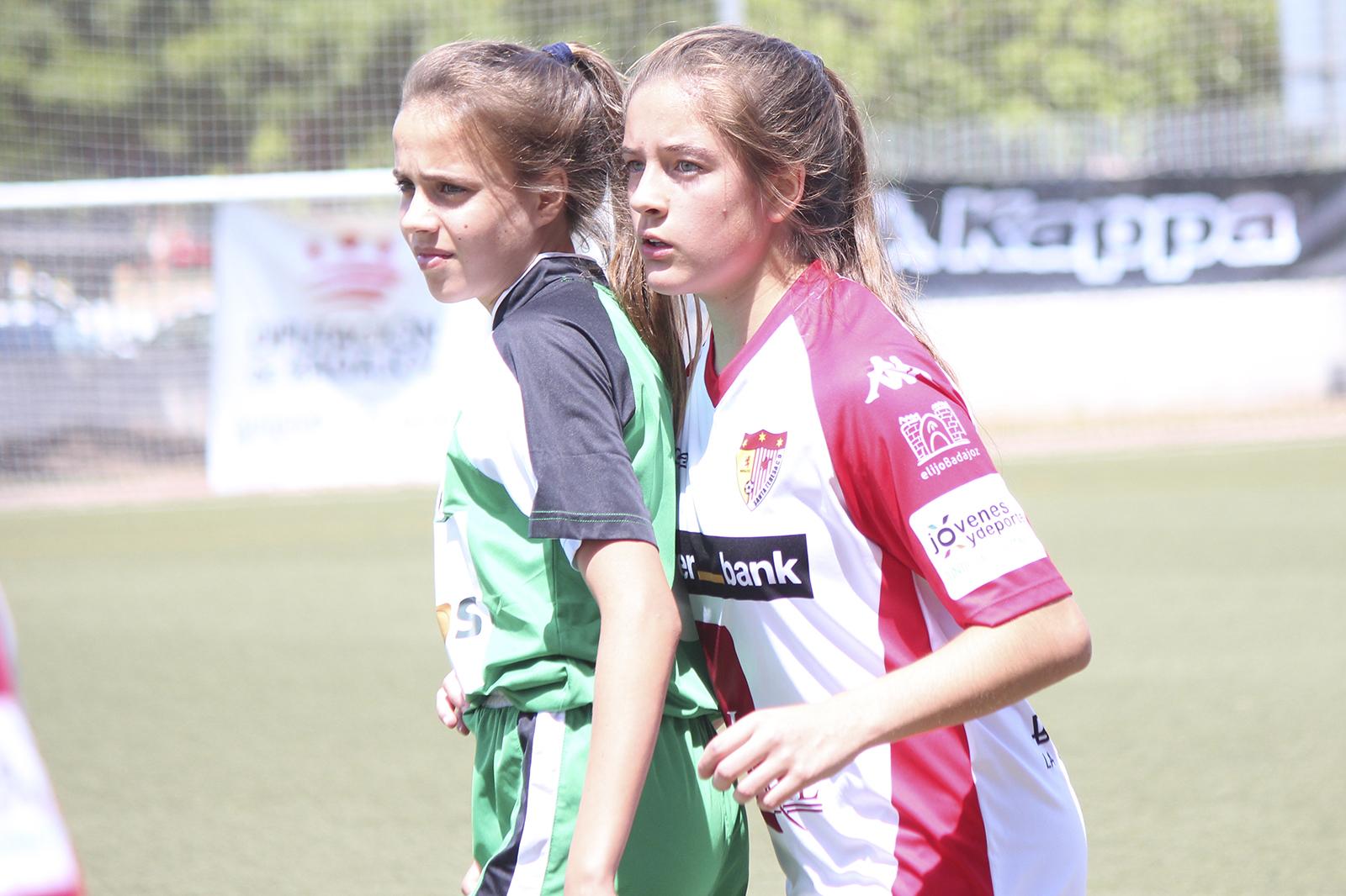 La Selección Extremeña se impone en la IX Women's Cup Ciudad de Badajoz