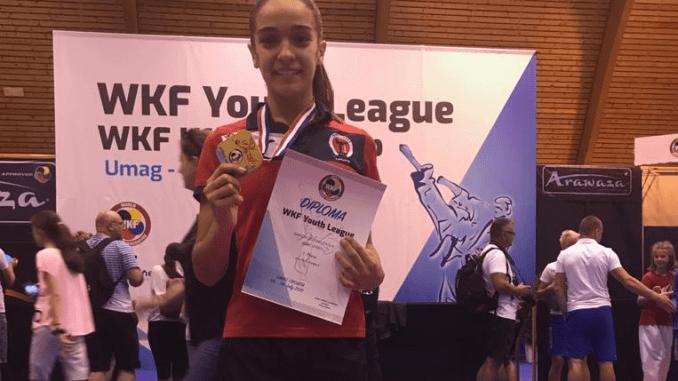 Paola García sigue coleccionando títulos en su brillante 2019