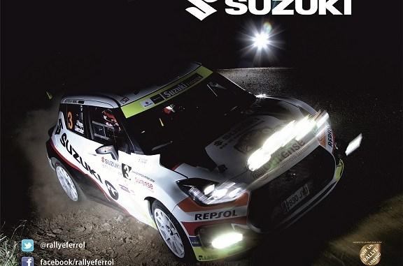 Dos duplas extremeñas en el Rallye de Ferrol Con la firme intención de asentarse en el campeonato