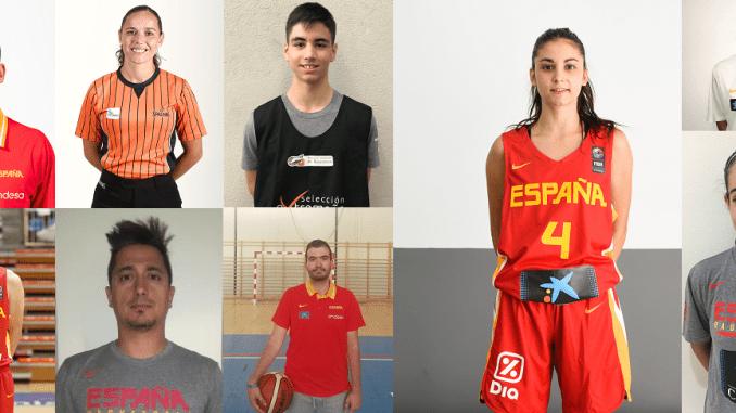 Talento Extremeño en las Selecciones Nacionales de la Federación Española de Baloncesto