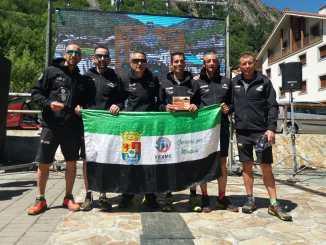 La Selección Extremeña de Carreras por Montaña y Felipe Neila obtienen Bronce y Oro en el Campeonato de España de Ultra Distancia