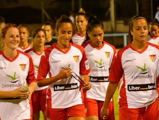 El Sevilla FC, penúltimo test de primera para el Santa Teresa