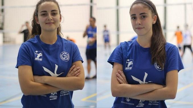 'Mape' y Lourdes Ramírez fichan por el Extremadura Aparthotel MM Badajoz de Primera Nacional