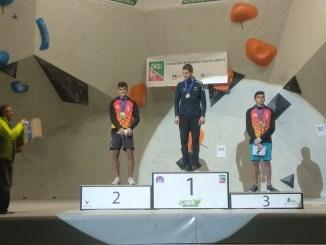 Alberto Ginés López consigue un bronce en categoría youth A en el Campeonato de Europa Juvenil de Boulder