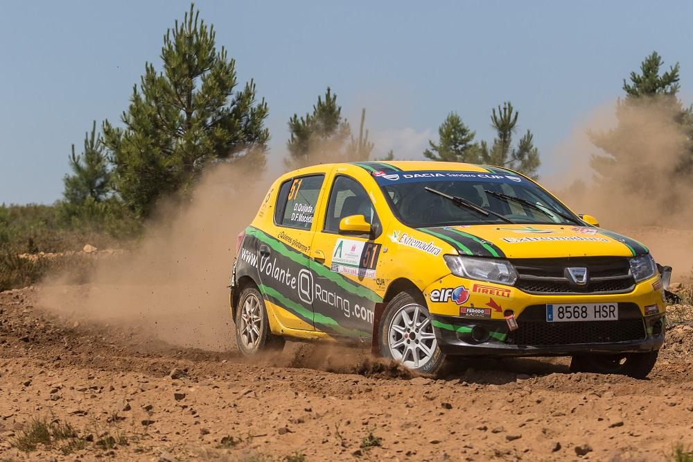 El Q Racing Extremadura a reafirmarse en el tierras asturianas