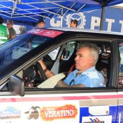 Concluida las verificaciones técnicas Rallye Extremadura Histórico 2019 (1)