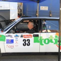 Concluida las verificaciones técnicas Rallye Extremadura Histórico 2019 (3)