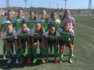 Derrota por la mínima del C.F Femenino en su visita al Levante UD B