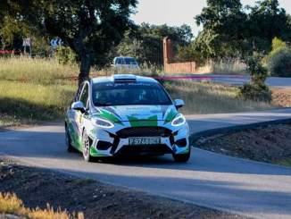 Dos duplas del ERT en el Extremadura Histórico