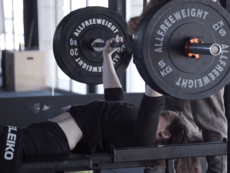 Loida Zabala logra el oro en la Copa del Mundo Para Powerlifting