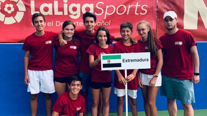 Participación Extremeña en el Campeonato de España Infantil por Comunidades Autónomas