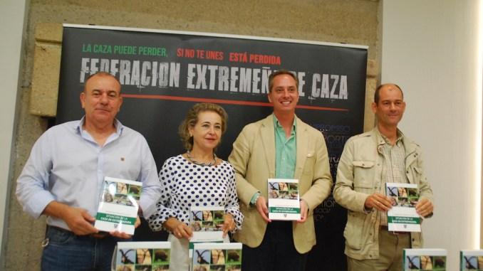 """FEDEXCAZA presenta su tercer informe """"Situación de la Caza en Extremadura"""""""