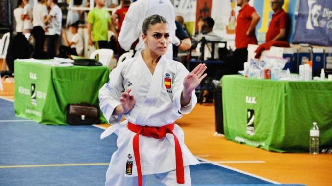 Marta García, mejor deportista absoluta de Extremadura