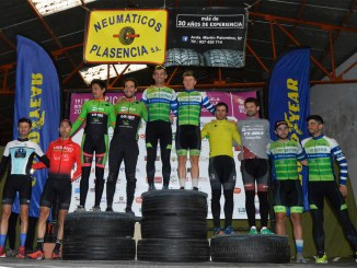 Los andaluces Trujillo y Gómez ganan también en Navaconcejo y se llevan la general de la IV Picota Bike Race by Neumáticos Plasencia