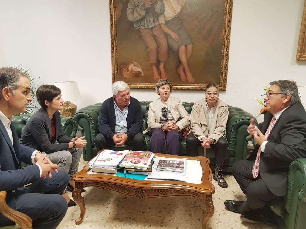 Marta García hará el saque de honor en el partido del Extremadura