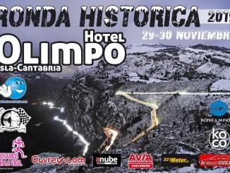 Reales y Barriga en la Ronda Histórica 2019 en tierras cántabras