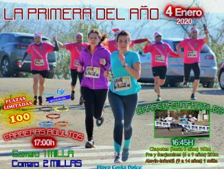 El Atletismo popular extremeño, un año más comienza este sábado en Orellana la Vieja