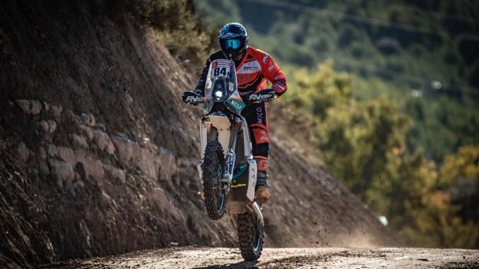 Baja TT Dehesa Extremadura puntuable para el Campeonato Europeo de Bajas en la categoría de motos