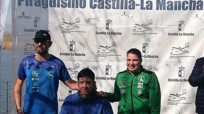 Gran segundo puesto para Elena Ayuso en Castilla - La Mancha