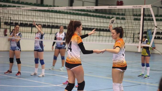 Las chicas de Primera Nacional no pudieron ante el CV Ourense