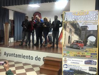 Soler y Valenzuela segundos en la Clásica Villa de Comares