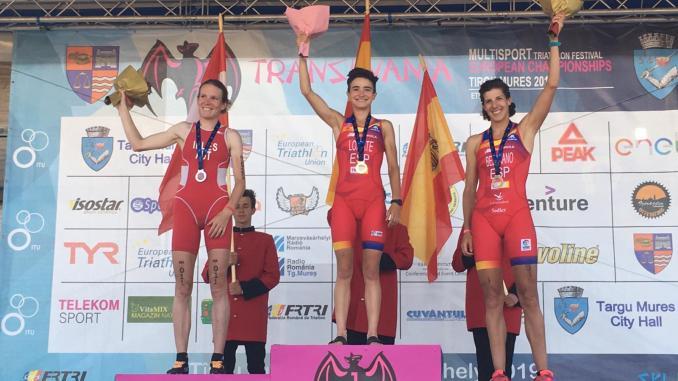 Extremadura consigue dos oros y un bronce en el Campeonato de Europa de Duatlón