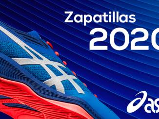 Nuevas zapatillas Asics 2020