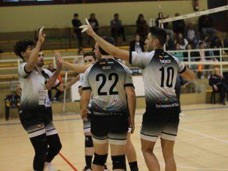 Remontada, victoria y partidazo del Extremadura CPV