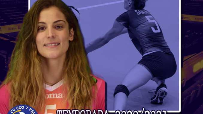 Alba Sánchez, una internacional para el IBSA CV CCO 7 Palmas 2020/21