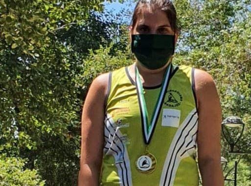 Elena Ayuso se impone en la doble competición en Plasencia