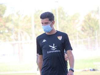 Isaac Majado, segundo entrenador del primer equipo