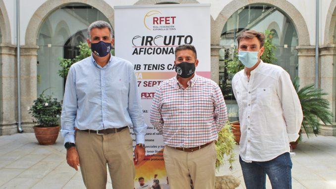 Torneo del Circuito Aficionados de Tenis de la RFET Ciudad de Coria