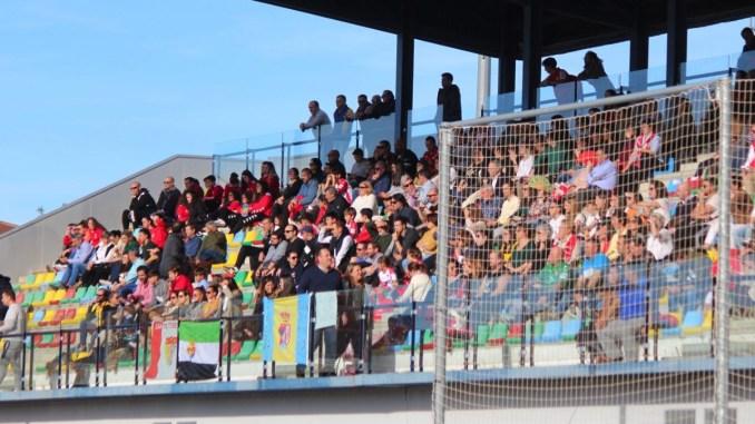 Habrá público en la grada de las IDM El Vivero