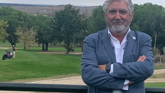 Proclamación Nuevo Presidente de la Federación Extremeña de Golf