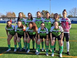Derrota del C.F Femenino Cáceres ante el Córdoba