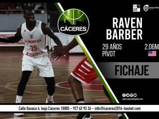 Raven Barber_Cáceres Basket