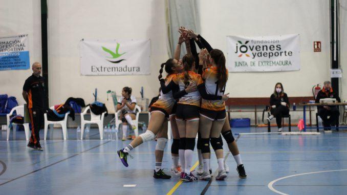 CD Badajoz Extremadura Voleibol