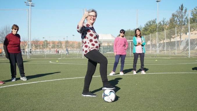 Deporte para mayores